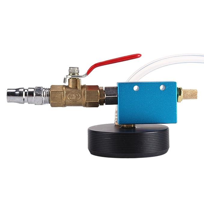 Kit de Aceite Bombeo Vacío Combustible Líquido Cambiador Extractor Bomba Removedor de Tanque Transferencia de Automóvil para Líquidos de Gasolina: ...