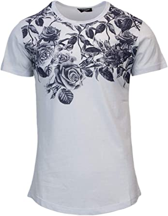 Imperial Hombre T583130618whiteo Blanco Algodon T-Shirt: Amazon.es ...