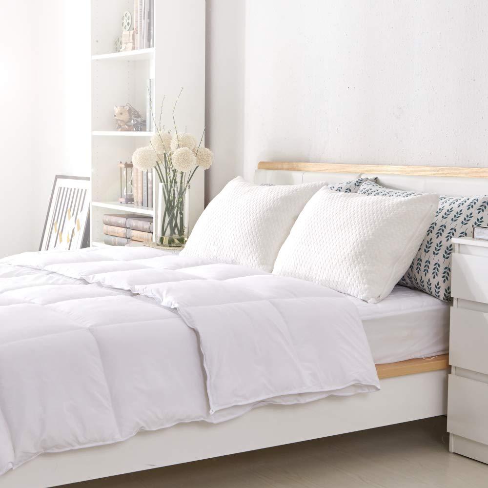 Sable Shredded Memory Foam Pillows for Sleeping