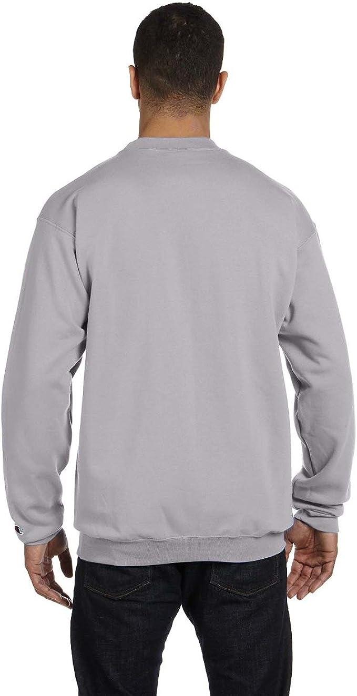 S600 Champion Men/'s Long Sleeve 50//50 Crew Neck Sweatshirt 600 SIZES S-3XL New!