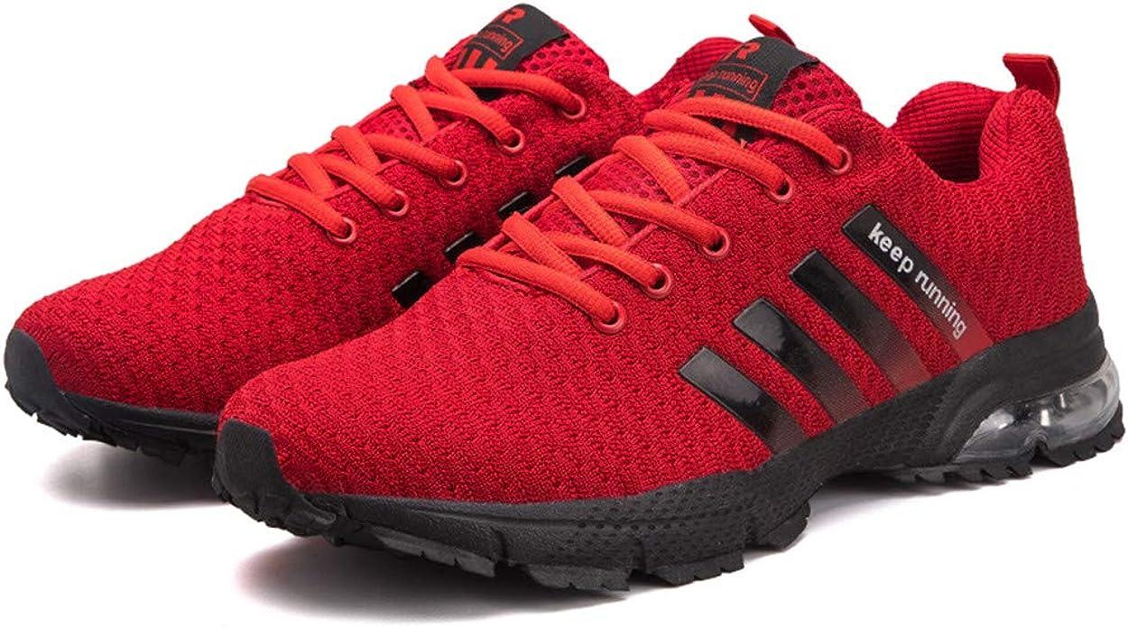 Zapatillas de Deporte Hombres Zapatos de Gimnasia para Caminar de Peso Ligero Zapatillas de Deporte Zapatos Deportivos para Hombre: Amazon.es: Zapatos y complementos