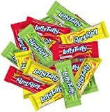 Laffy Taffy Assorted Mini Bars, 1600 pieces, 34-Pound Bulk Box