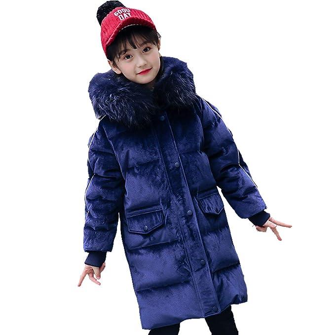 Amazon.com: JJCat - Abrigo de invierno con capucha para ...