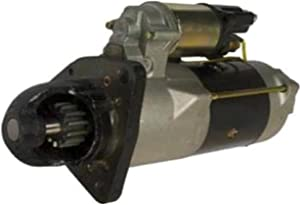 Rareelectrical NEW STARTER MOTOR COMPATIBLE WITH JOHN DEERE TRACTOR 9420T 9520 9520T 6-765 428000-0121 RE515843