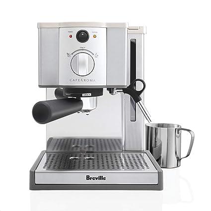 cf4c341803ce4a Breville Café Roma Espresso Machine ESP8XL - BREESP8XL  Amazon.ca  Home    Kitchen