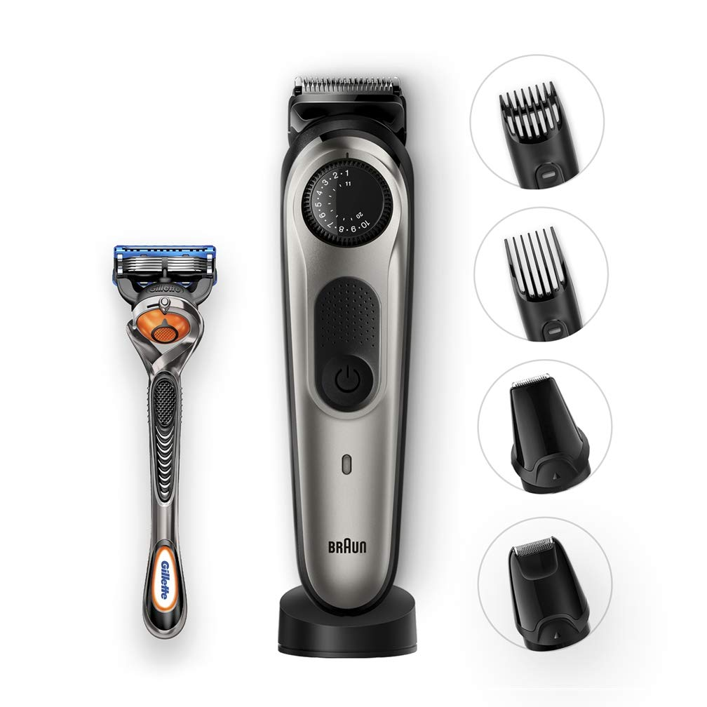 A beard trimmer for dads, a washing machine for moms is not a bad suggestion, is it?