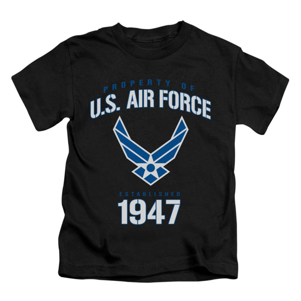 Air Force Property Of Kids T-Shirt Size 7 Juvenile