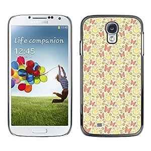 ZECASE Funda Carcasa Tapa Case Cover Para Samsung Galaxy S4 I9500 No.0000131