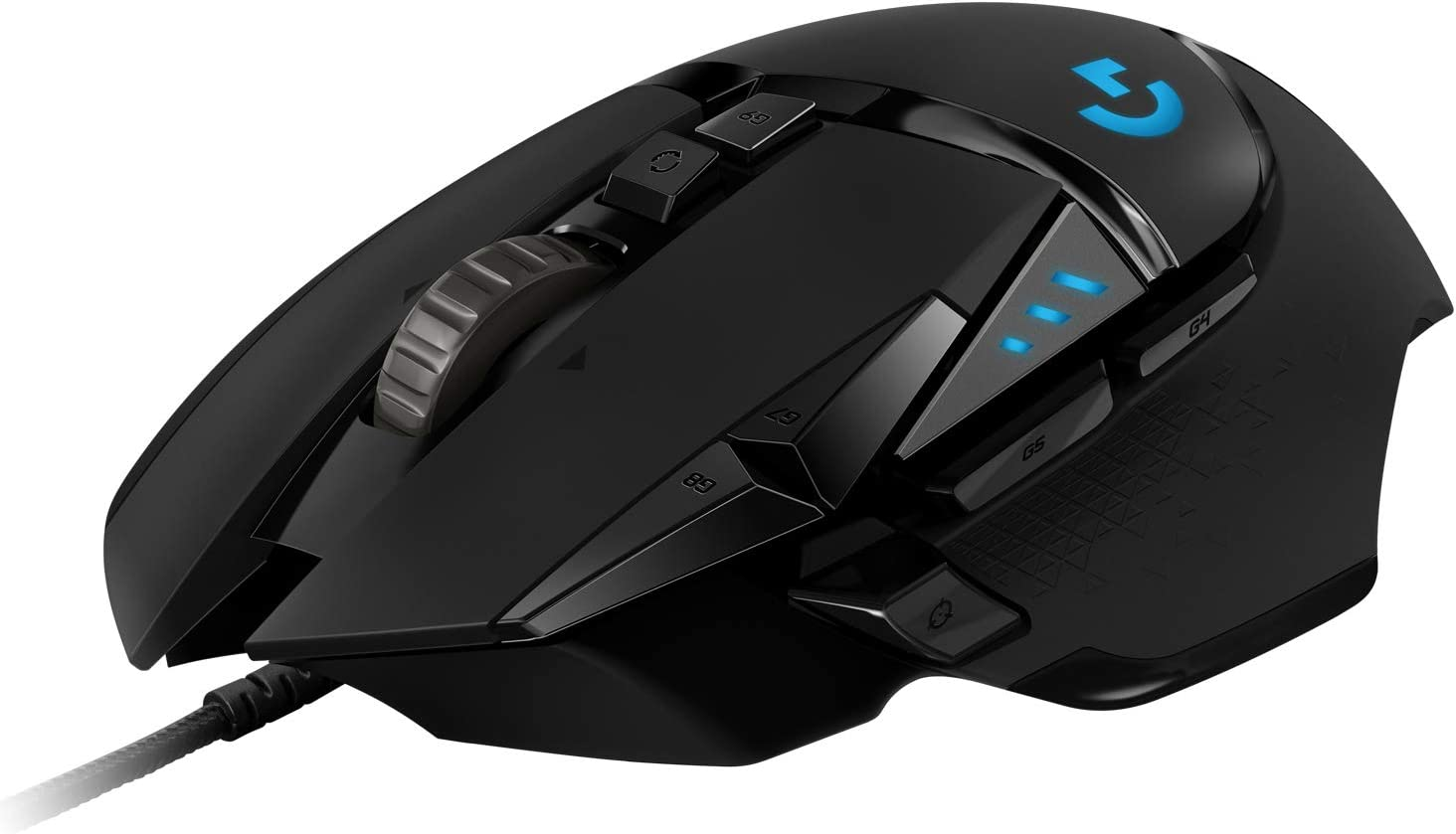 Logitech G502 HERO Ratón Gaming con Cable
