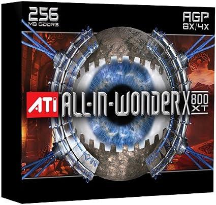 ATI All-In-Wonder X800 XT Tarjeta gráfica: Amazon.es ...