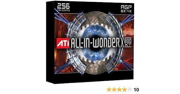 ATI All-In-Wonder X800 XT Tarjeta gráfica: Amazon.es: Electrónica