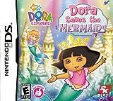 Dora the Explorer: Dora Saves the Mermaids - Nintendo DS