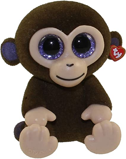 2 inch TY Beanie Boos Mini Boo Collectible Figure COCONUT the Monkey