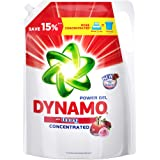 Dynamo Power Gel Laundry Detergent Refill, Freshness of Downy, 2.4L
