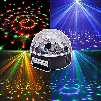 Etapa de Luces LED (Reflexión Proyector discoteca DJ Fiesta Luces ...