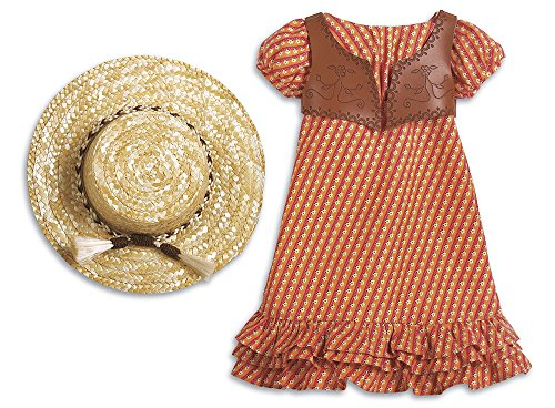 American Girl Josefina's Summer Outfit for 18-inch Dolls (American Girl Doll Josefina)