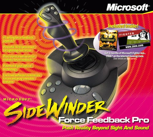 MICROSOFT FORCE FEEDBACK 2 JOYSTICK DOWNLOAD DRIVER