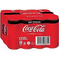 Coca-Cola Zero Sugar, 12 x 320ml