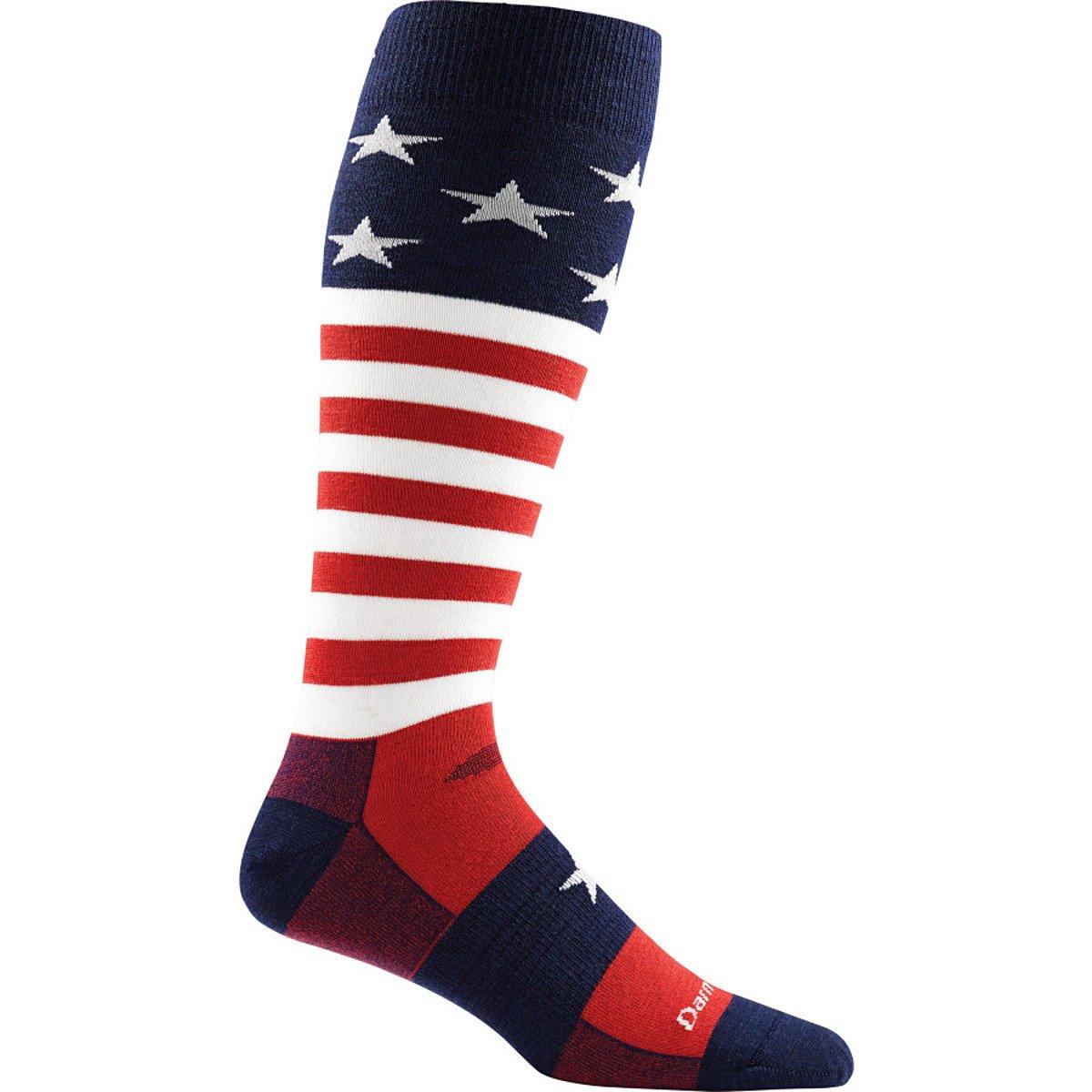 Amazon.com : Darn Tough Captain America Ultra Light Sock - Men's ...