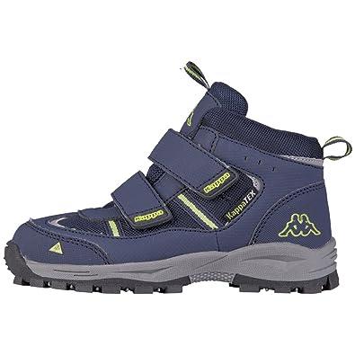 ASHION Unisex Kinder Klettschuhe Hohe Sneaker Herren Outdoor Boots Freizeitschuhe