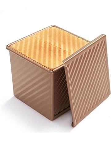 CAN_Deal Antiadherente Tostadas Caja De La Cocina De Reposteria Molde De Pan Para Hornear