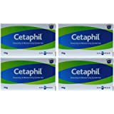 Cetaphil Cleansing and Moisturising Syndet Bar 4 x 75gm (Pack of 4)