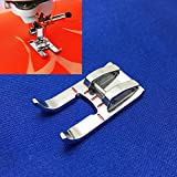 embroidery card for brother se400 - YEQIN Metal Open Toe Foot For brother #SA186