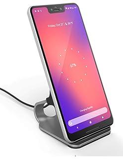 Amazon.com: Cargador inalámbrico de carga rápida para LG G7 ...