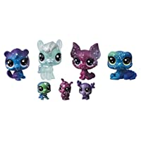 Littlest Pet Shop Amie Petshop Galaxie, E2129EU4, Multicolore