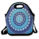 Best GENERIC Friend Lunch Boxes - Neoprene Lunch Bag, Insulated Lunch Tote Lunch Box Review