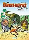 Les dinosaures en BD, tome 1 par Plumeri