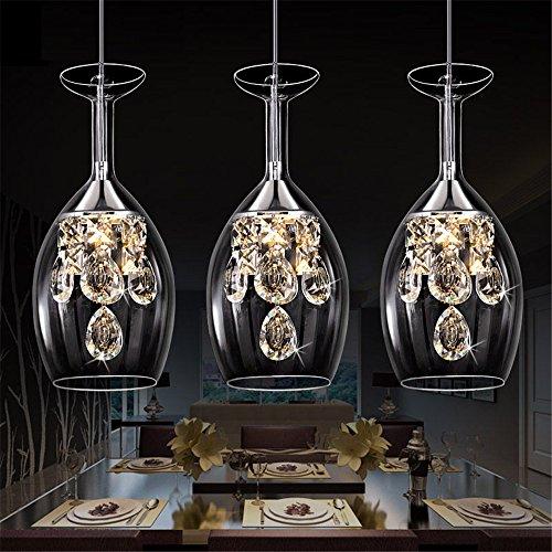 Modern Minimalist Gorgeous Vintage Wine Bottle LED Pendant Lights 110V 220V 1-6 Lights Pendant Acrylic Shades
