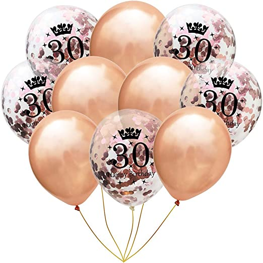 20X Printed Balloons Ballons Party Wedding decorations baloons Birthday Fun time