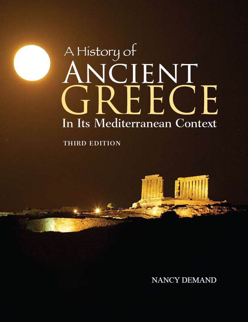 Download A History of Ancient Greece in Its Mediterranean Context PDF