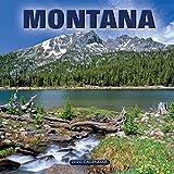 2020 Montana Scenic Wall Calendar