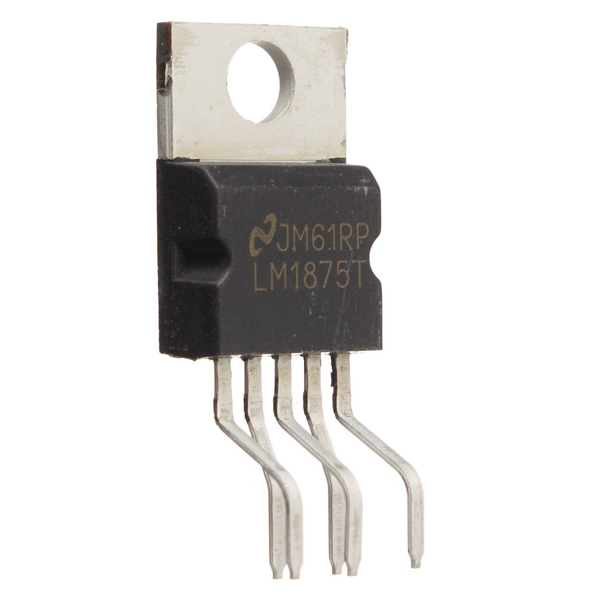 Quickbuying 10pcs Lm1875t To220 5 Lm1875 20w Audio Amplifier Using Power Integrated Circuits Computers Accessories