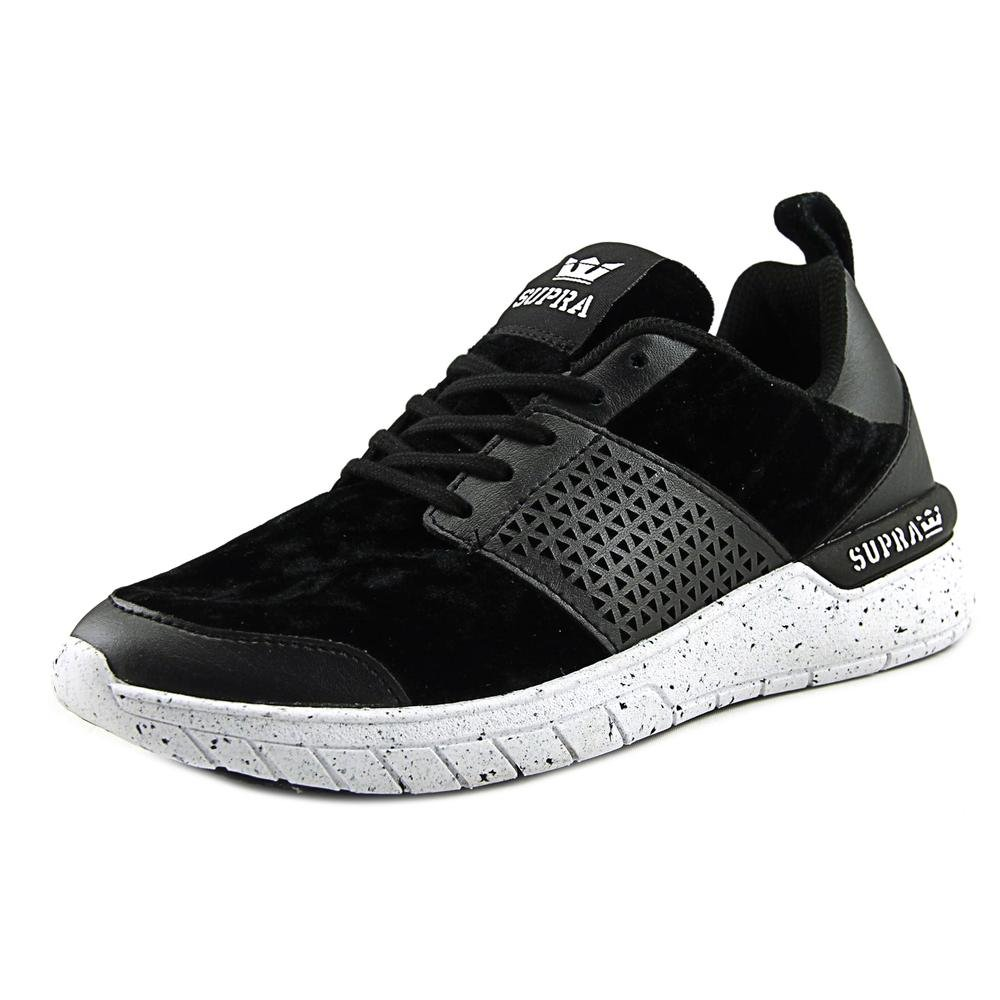 Supra Women's Scissor '18 Shoes B06Y5VWDCD 6 M US|Black/White