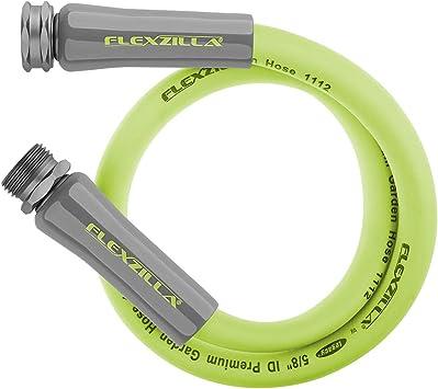 Flexzilla Garden Lead-in Hose Drinking Heavy Duty Lightweight 5//8 In X 3 Ft