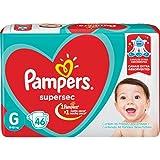 Fd Pampers S. Sec Hip G, PAMPERS SUPERSEC