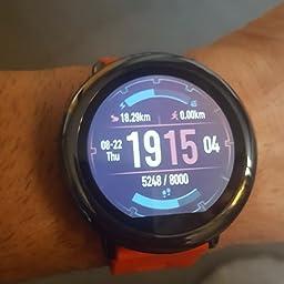 Xiaomi AMAZFIT Pace-Smartwatch GPS Multideporte1.34 Táctil ...
