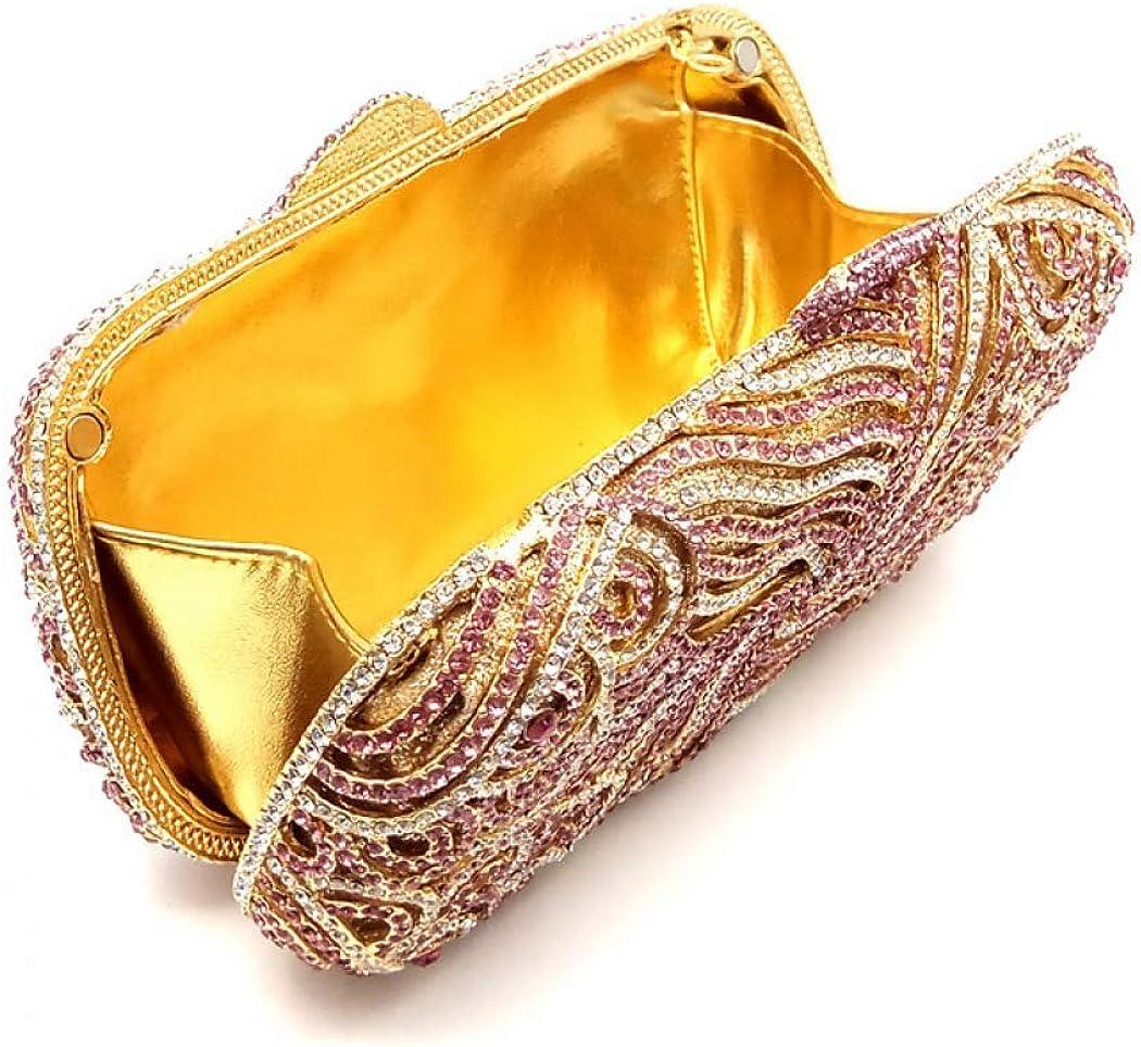 Evening Bags for Women Prom Party Envelope Evening Clutch Purse Satin Handbags Evening Shoulder Bag Purse