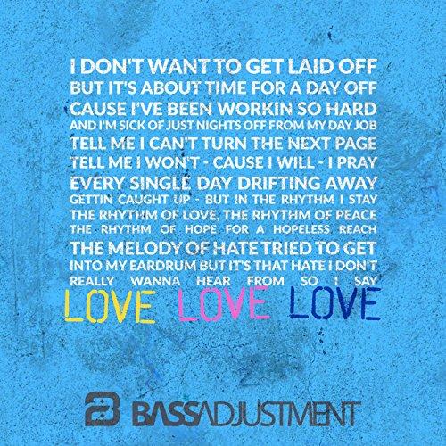 Love Love Love (feat. Karim Rushdy, JC)