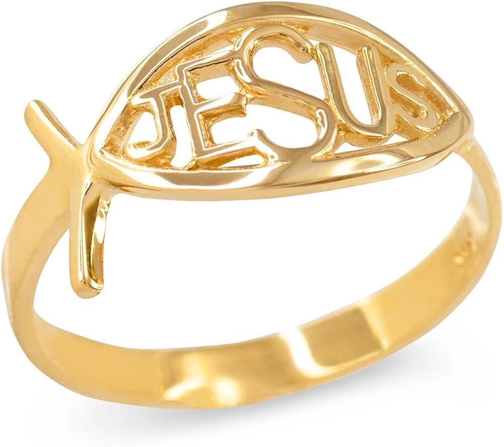Fish Gold Ring 14 Carat Fish Ring 14 K Gold Fish Gold Ring 14 K Gold Fish Ring 14 K Gold