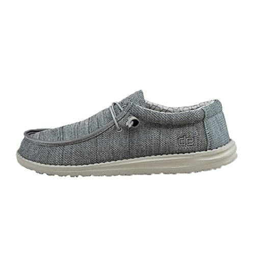 esZapatos Dude Sox Micro Shoes Hombres Wally GrisAmazon Sterling XZkiTPuwO