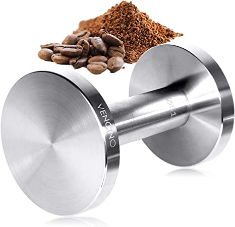 RSVP Terry's Dual Sided Espresso Tamper