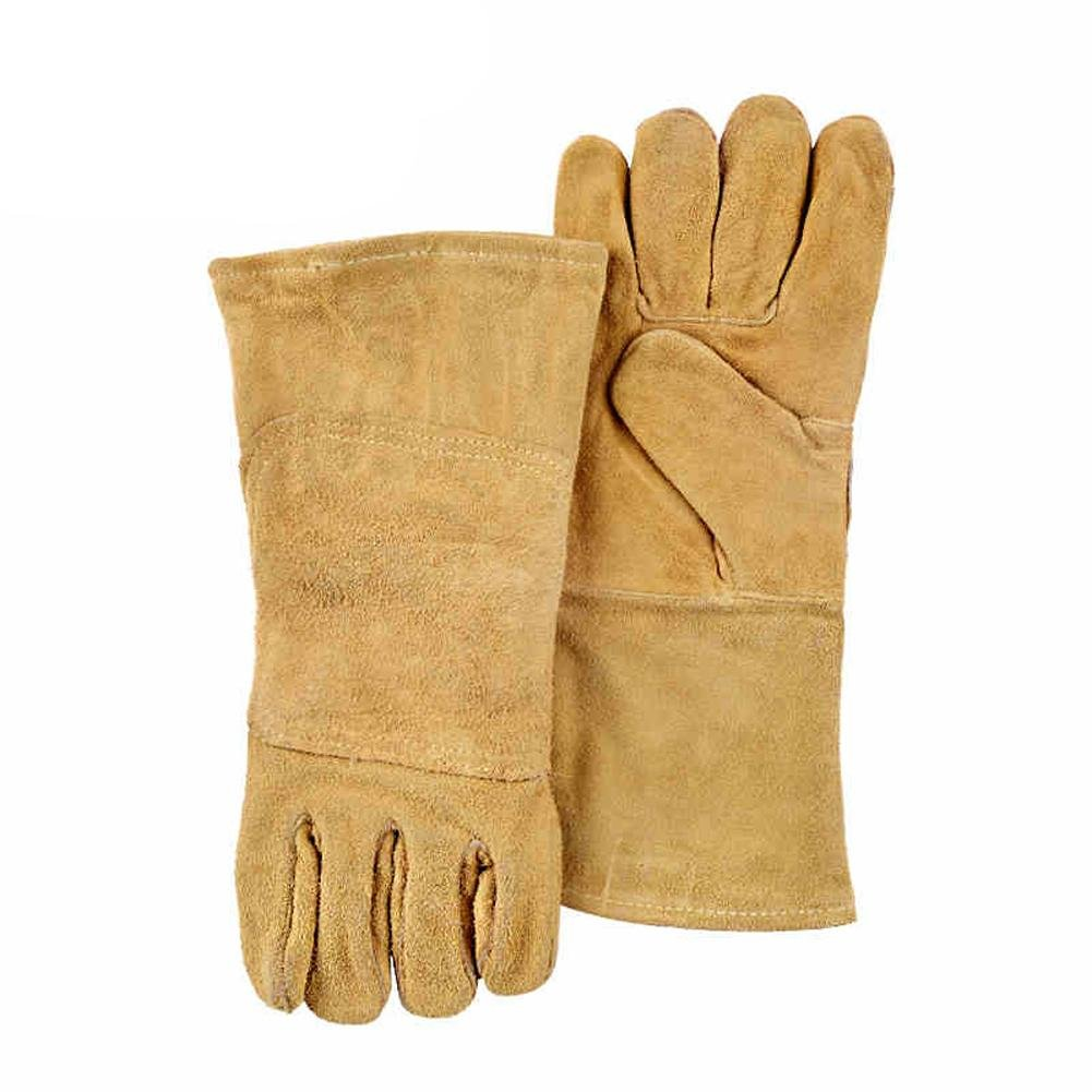 General welding gloves work insulation protection fire - retardant protective equipment labor insurance tools