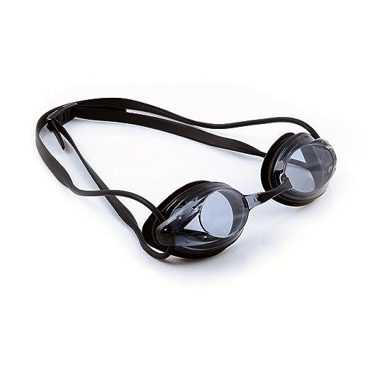 The Friendly Swede Gafas de Nataci/ón con Puentes Nasales Intercambiables Pack de 2 Gafas GARANT/ÍA DE por Vida
