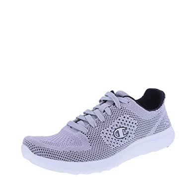 82648f37a Champion Women s Grey Women s Activate Power Knit Runner 5 Regular