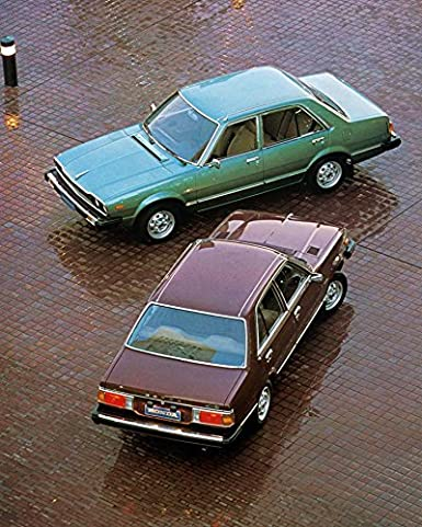 1978 Honda Accord Factory Photo