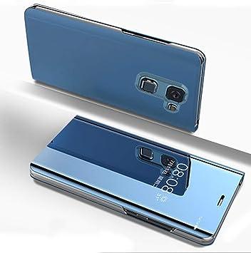 Ostop Compatible avec Coque Samsung Galaxy A8 2018,Étui à Rabat ...
